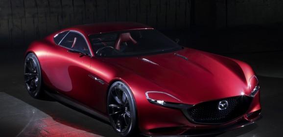 Salon de Tokyo 2015 : Mazda RX-Vision, le retour au rotatif