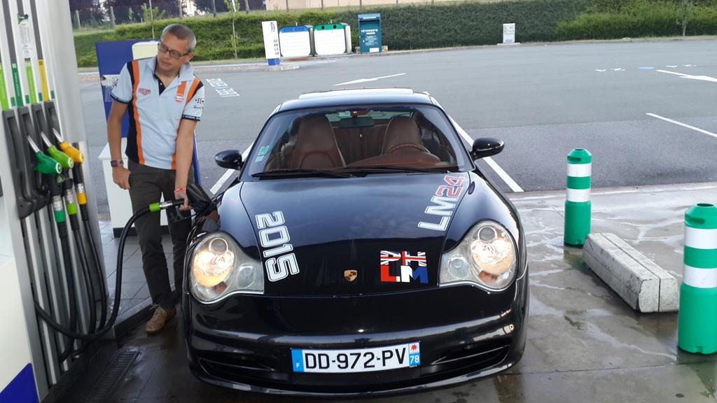 Porsche 911 Carrera 2 3.6L (996)
