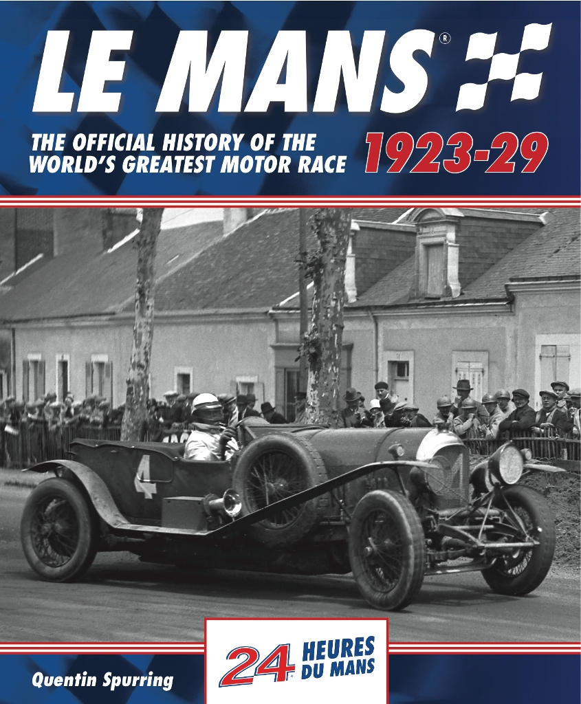 Le Mans de 1923 à 1929 par Quentin Spurring