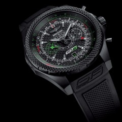 Breitling for Bentley GT3 : Inspiré par la compétition automobile
