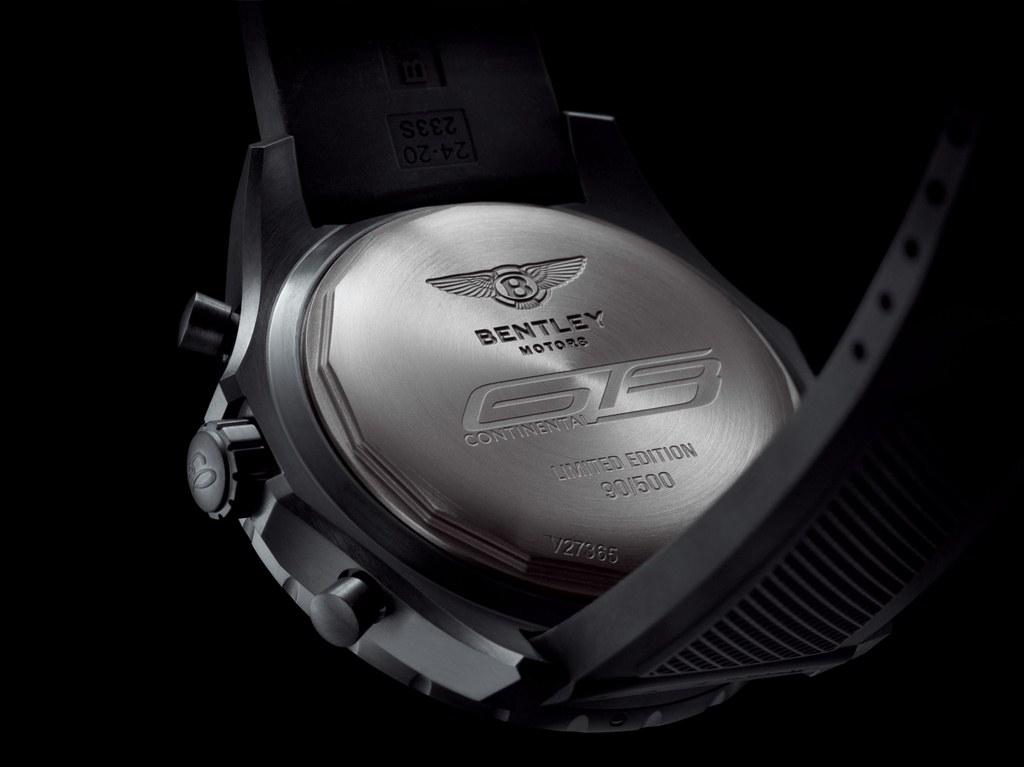 Breitling for Bentley GT3