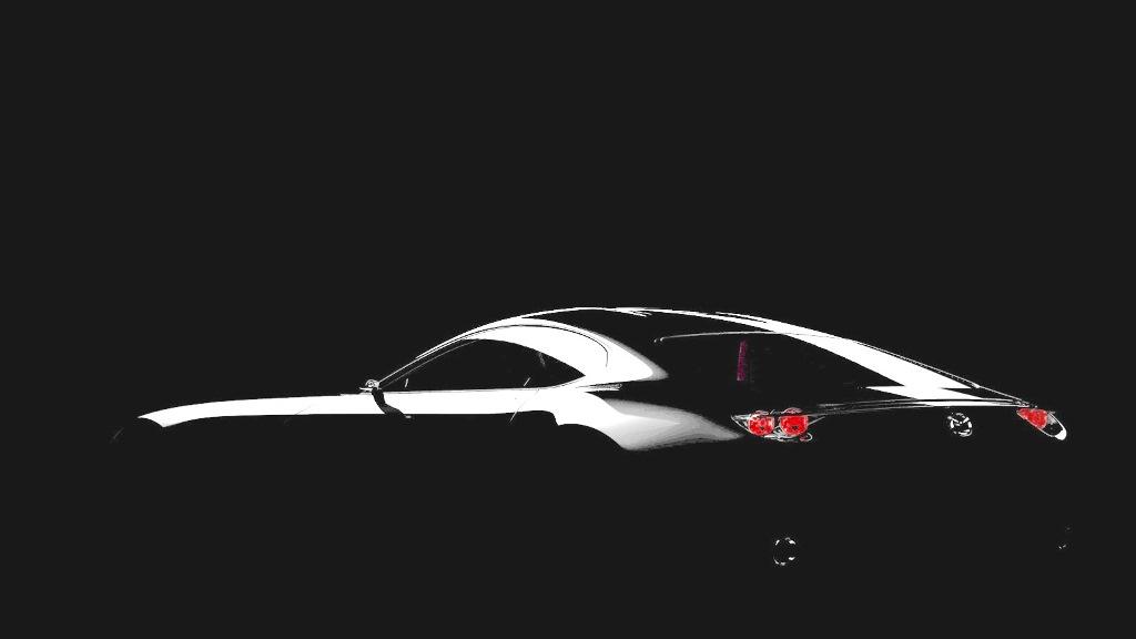 Mazda RX-7 Concept Tokyo 2015