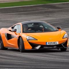McLaren 570S : En piste à Portimao
