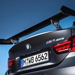 BMW M4 GTS : Lachée sur route ouverte au Salon de Tokyo 2015