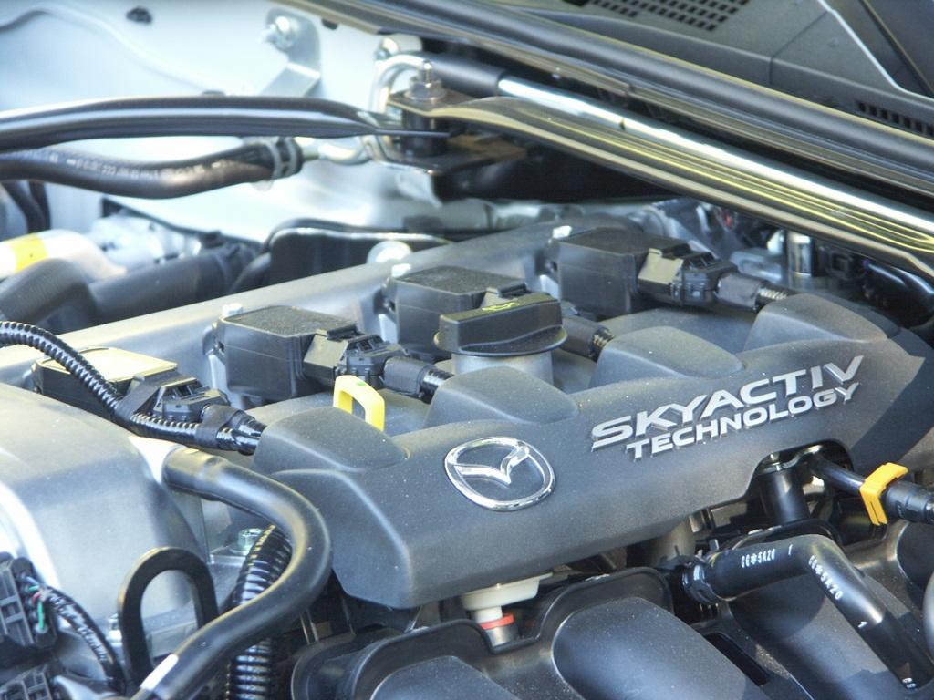 Mazda MX-5 2.0L 160 ch (ND)