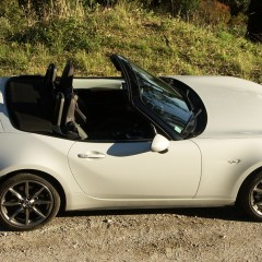 Essai Mazda MX-5 2.0L 160 ch : A fucking good car !!