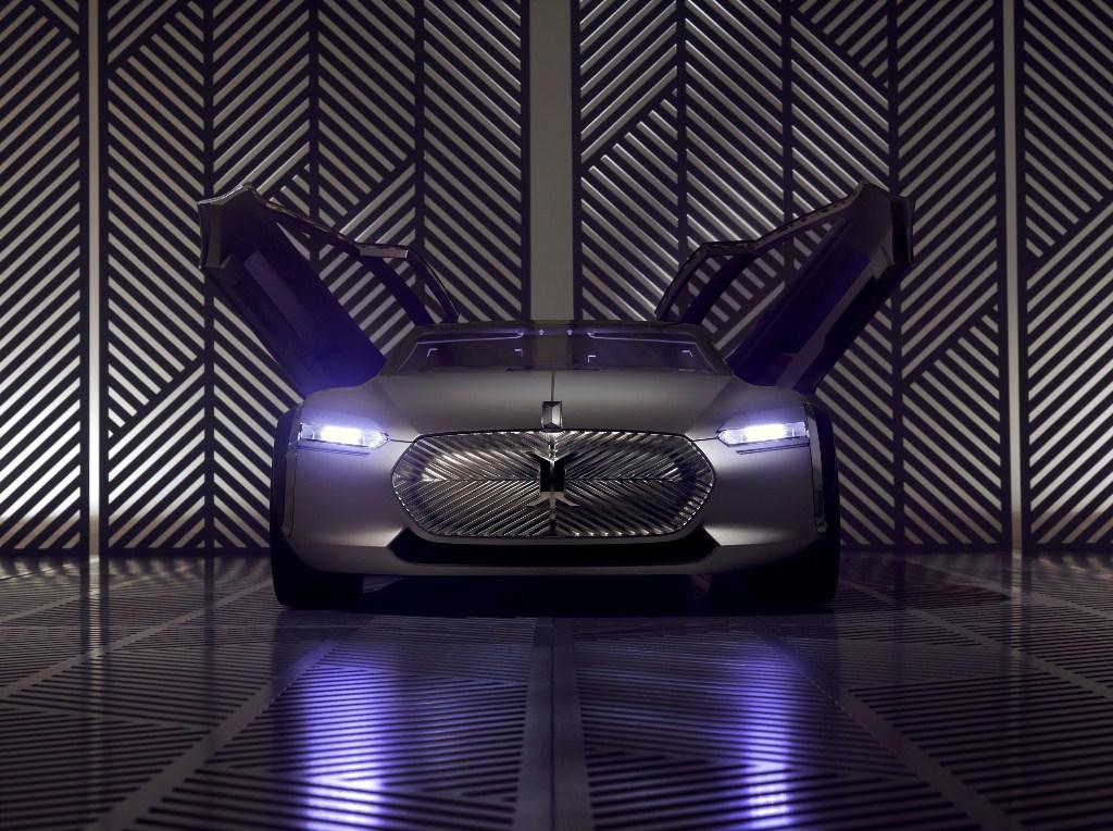 Concept Renault - Hommage à Le Corbusier