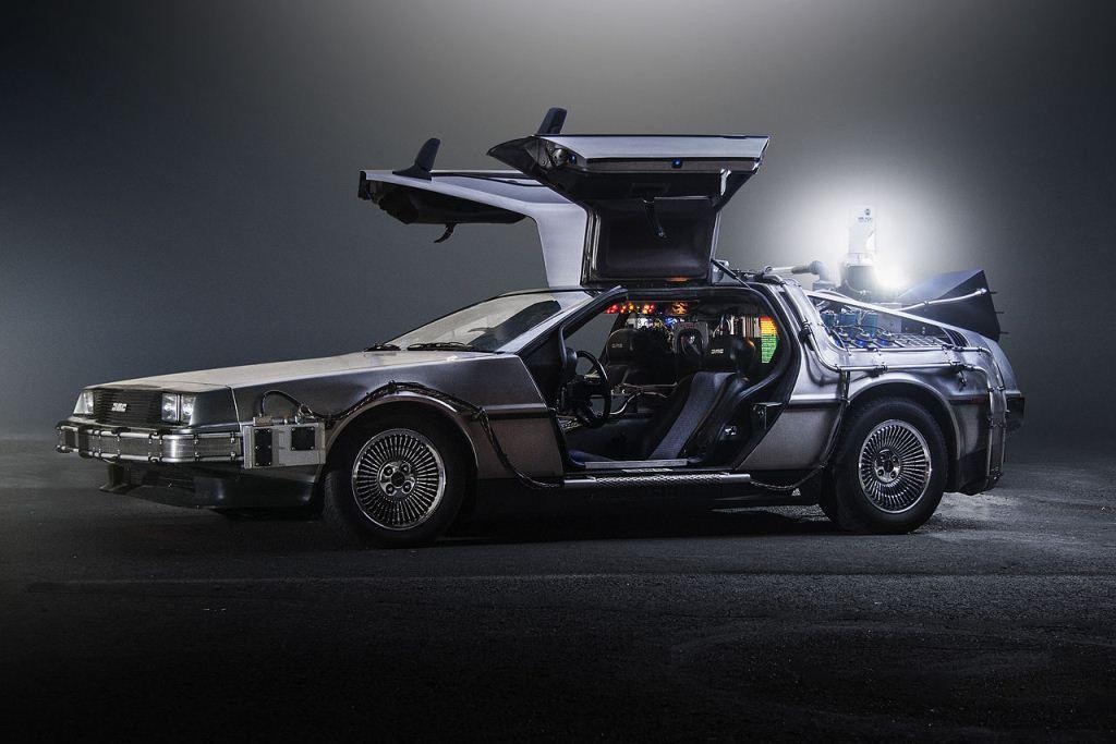 """DeLorean """"Retour vers le Futur"""""""