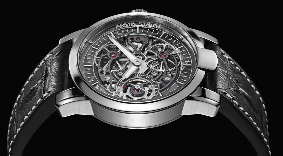 Armin Strom Skeleton Pure - Only Watch 2015