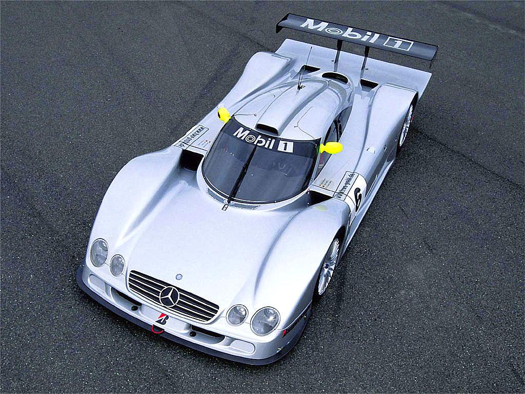 Mercedes CLR 1999