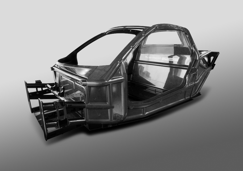 iStream carbon - Gordon Murray