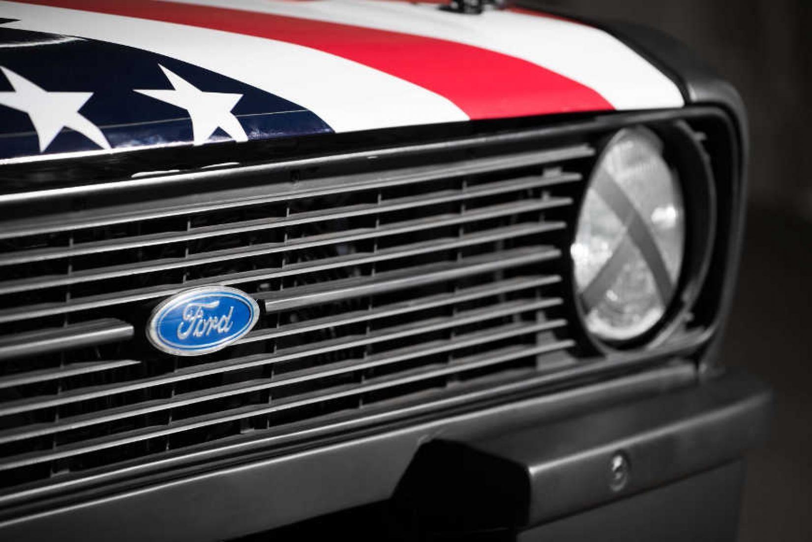 Ford Escort Mk2 - Ken Block