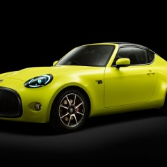 Salon de Tokyo 2015 : S-FR Concept, la bonne surprise de Toyota !