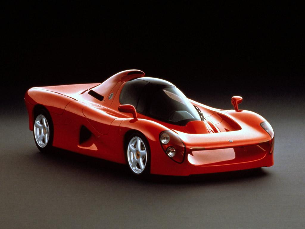 Yamaha OX99-11 Concept (1992)
