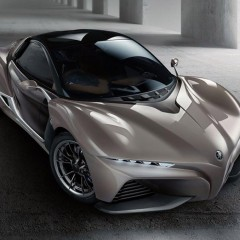 "Salon de Tokyo 2015 : Yamaha Sports Ride Concept… du ""Light"" par Gordon Murray"
