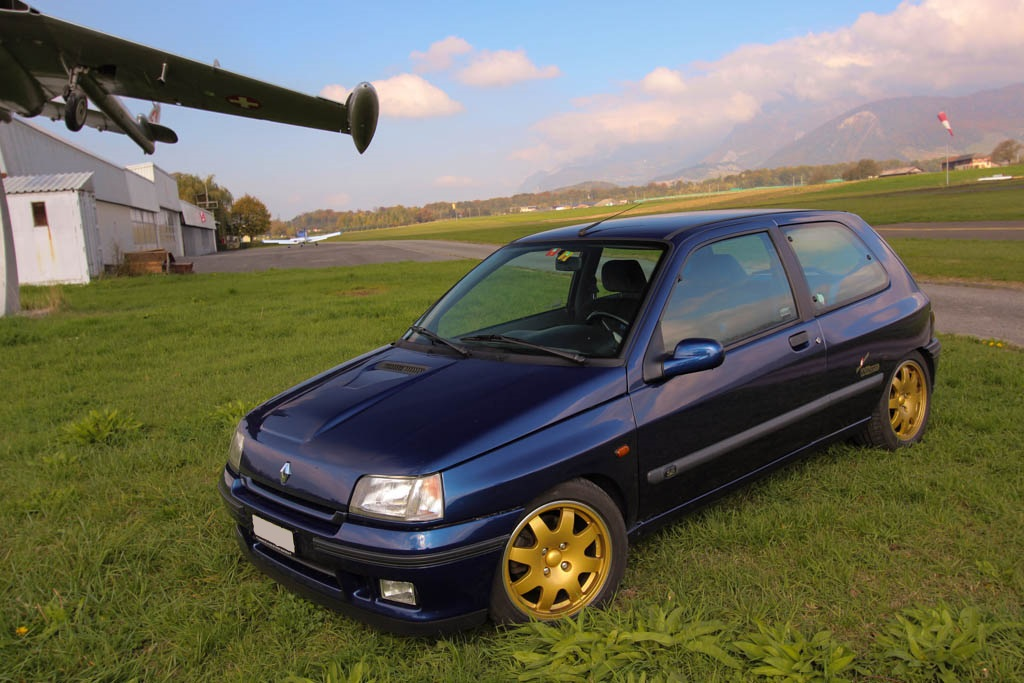 Clio d occasion clio d occasion pas cher photo de voiture for Garage opel caen