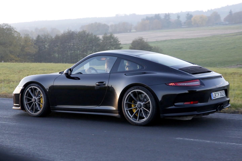 Porsche 911 R 991 (2016)