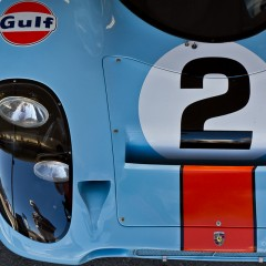Porsche Rennsport Reunion V, Laguna Seca : Paddocks