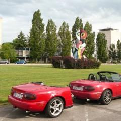 [TuTo/DiY] Comment doubler la capacité de chargement de votre roadster ?