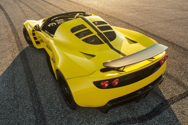 Hennessey HPE Venon GT - Sema Show 2015