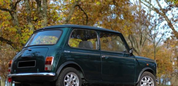 Essai Classic : Austin Mini After Eight 1991