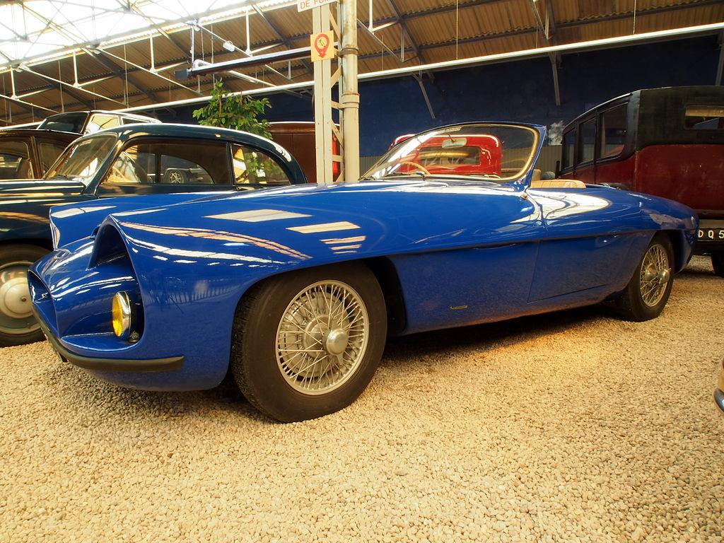 Salmson 2300S 1953