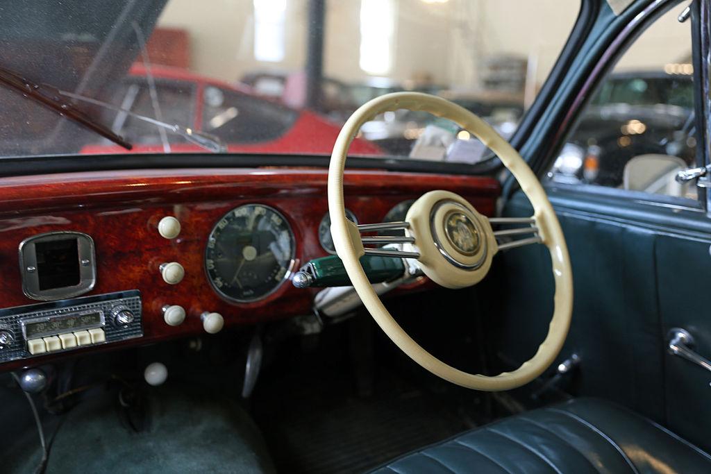 Salmson 2300S Coupé 1954