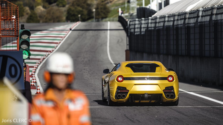 Ferrari Finali Mondiali 2015