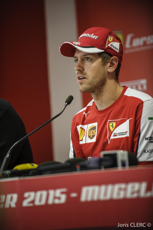 Ferrari Finali Mondiali 2015 - Sebastien Vettel