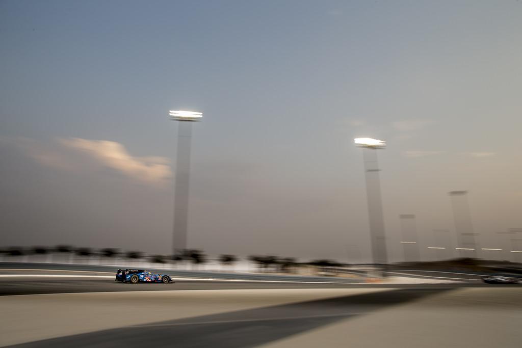 Alpine A450b LMP2 - WEC 6H Bahrein 2015