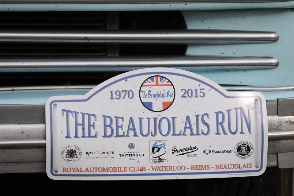 Beaujolais Run 2015