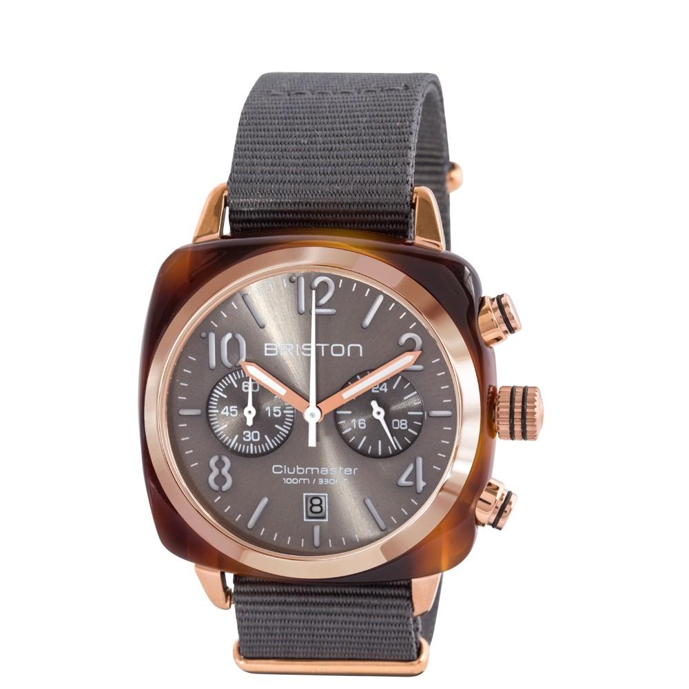 "Briston Clubmaster Classic chronograph ""Gentleman Driver"""