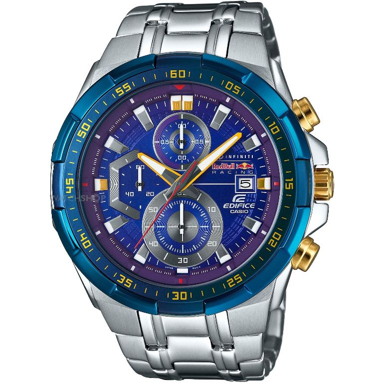 Casio Edifice Red Bull Racing Chronograph EFR-539RB-2AER