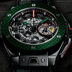Hublot Big Bang Ferrari Mexico Limited Edition