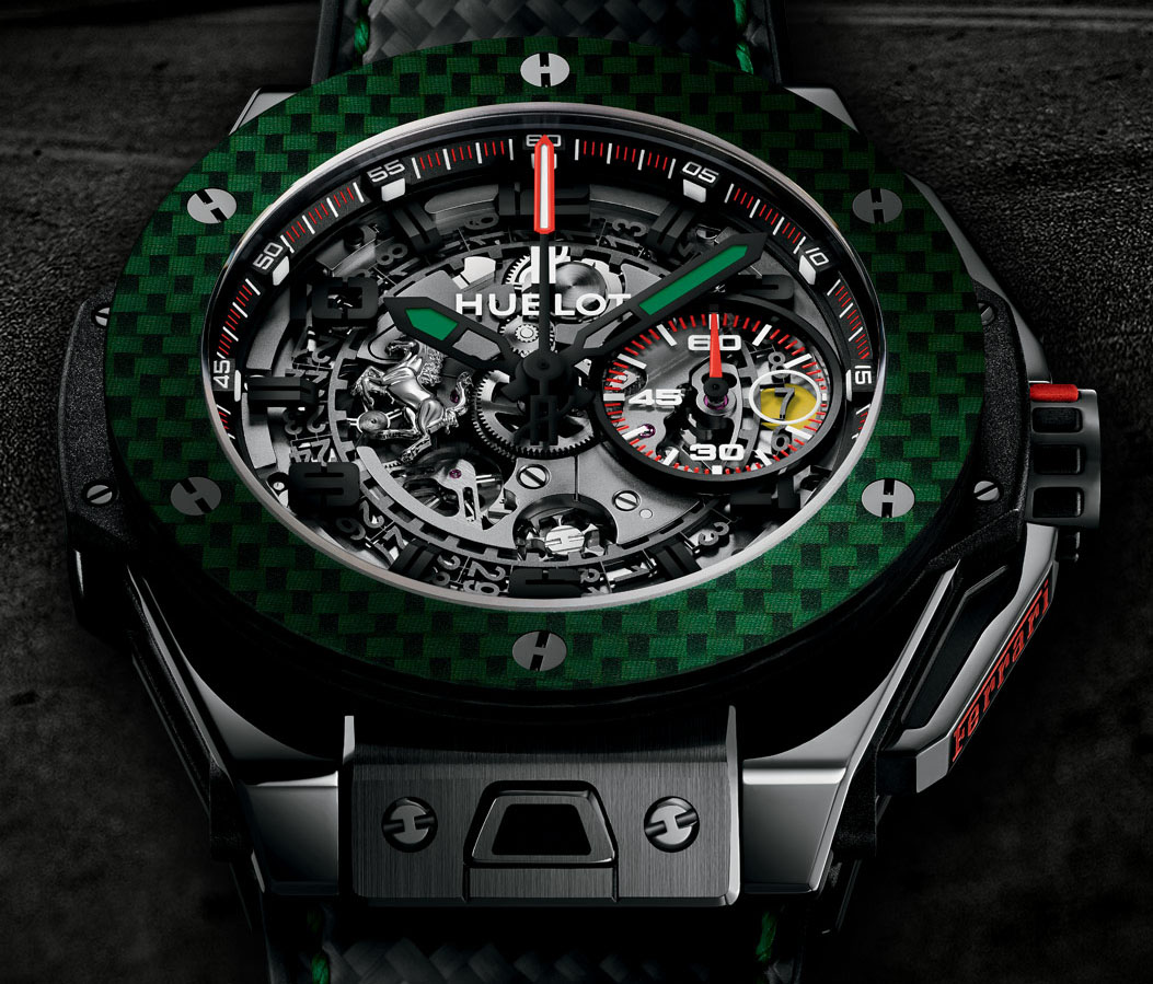 hublot big bang ferrari mexico limited edition. Black Bedroom Furniture Sets. Home Design Ideas
