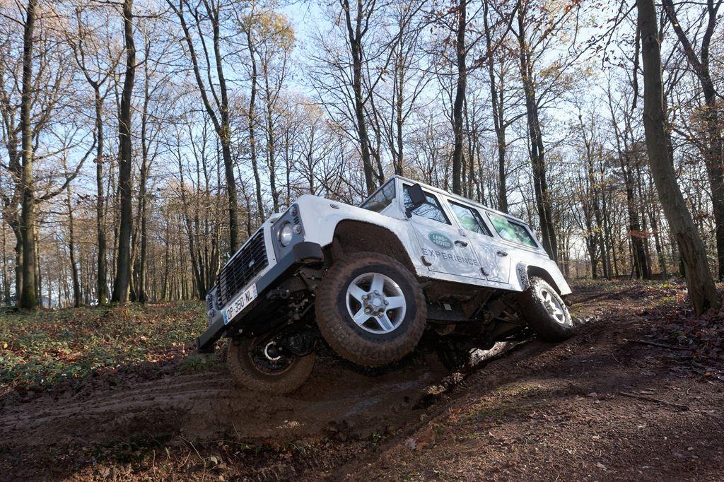Land Rover Defender Montléry 2015