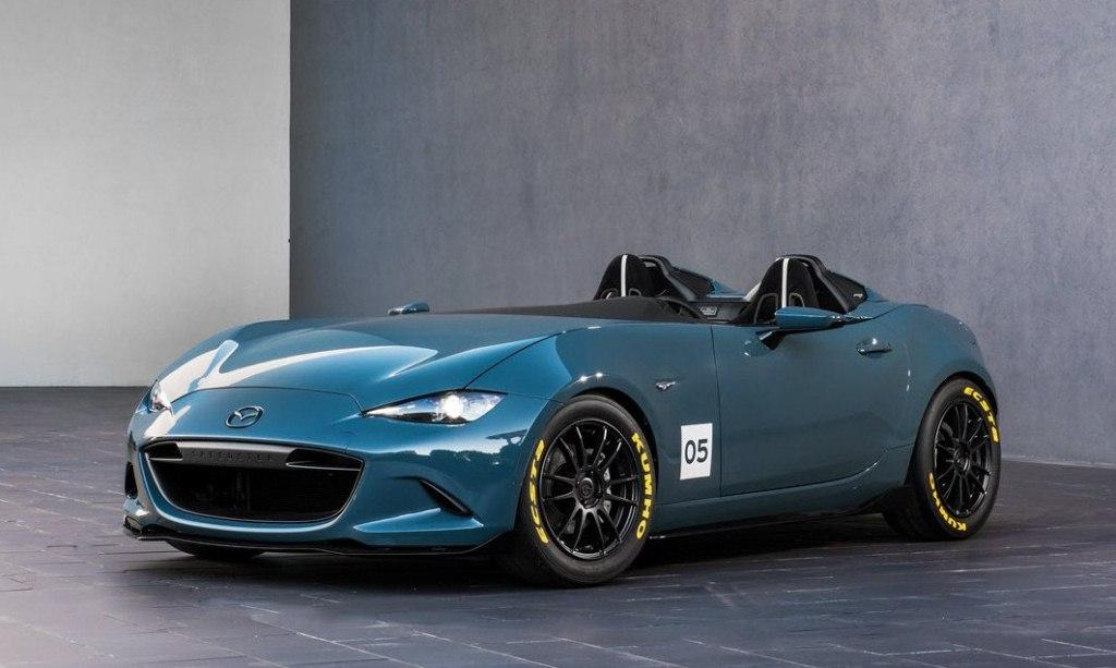 MX-5 Speedster Concept - SEMA Show 2015