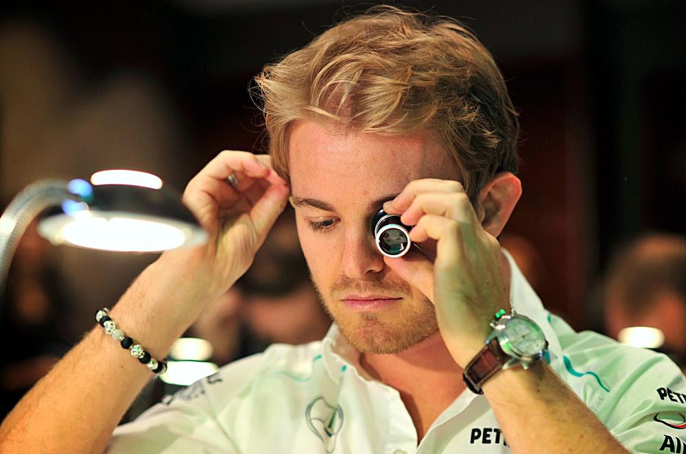 Nico Rosberg - IWC