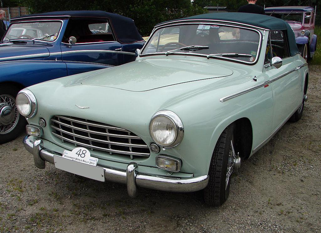 Salmson 2300S Cabriolet 1955