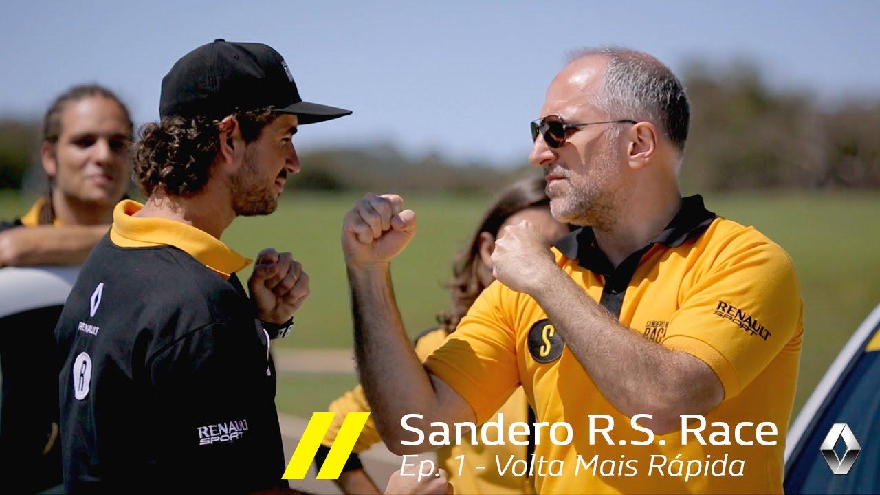 Sandero RS Race Web