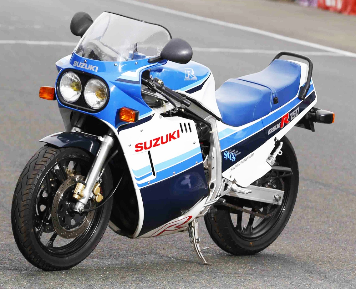 Suzuki 750 GSX-R 1985