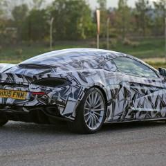 McLaren 570S GT : Vers une 2+2 ?