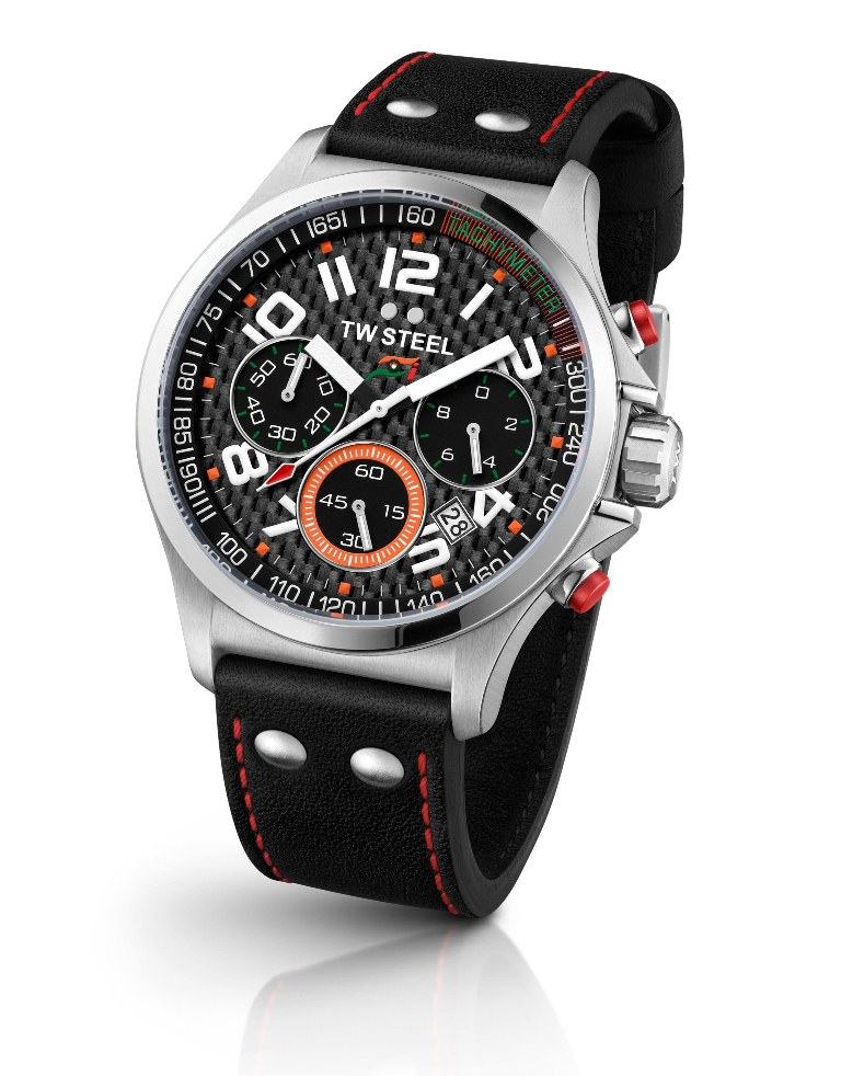 TW Steel 432 Special Edition Sahara Force India