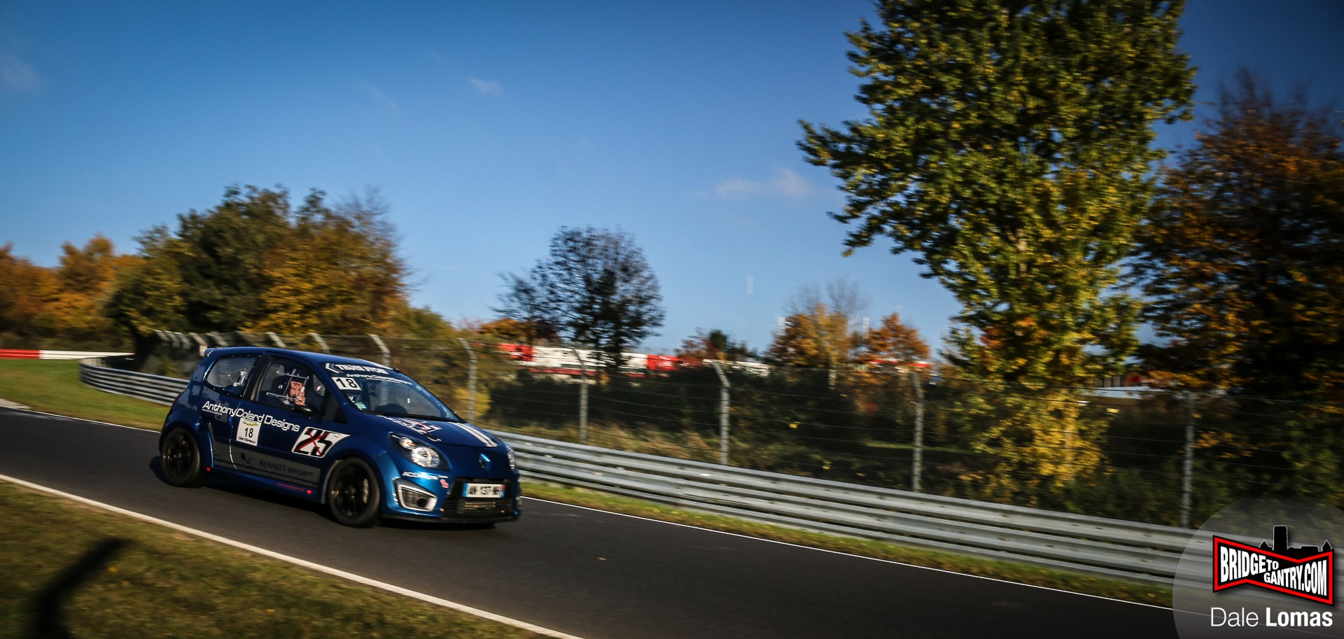 Twingo RS Nurburgring 2015
