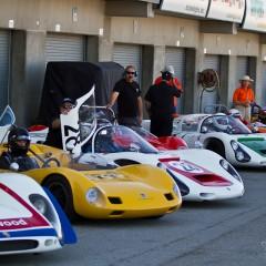 Porsche Rennsport Reunion V, Laguna Seca : Weissach Cup, part 1