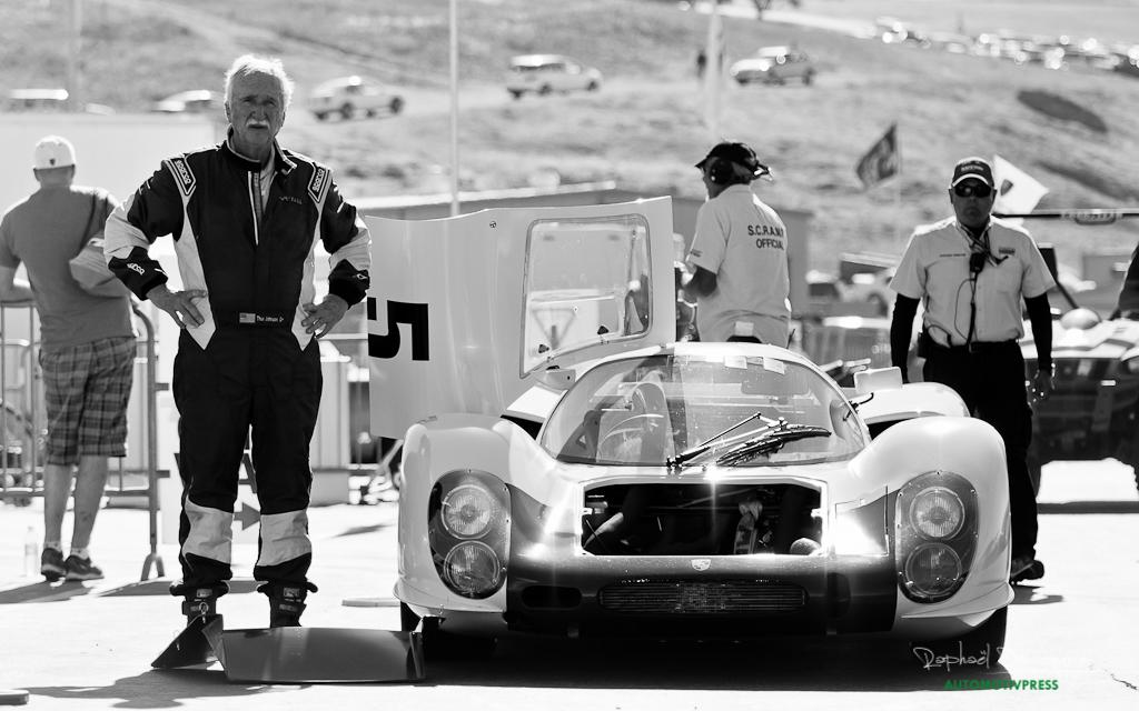 Rennsport Reunion V - Weissach Cup - Porsche 908