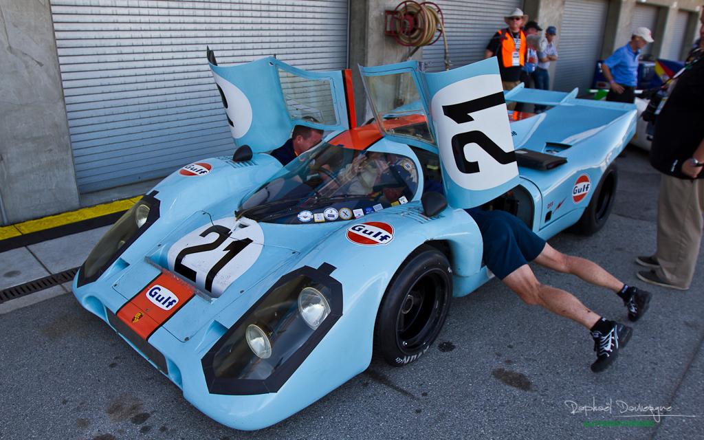 Rennsport Reunion V - Weissach Cup - Porsche 917K