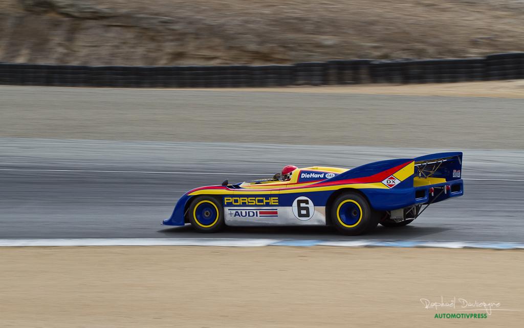 Rennsport Reunion V - Weissach Cup - Porsche 917/30