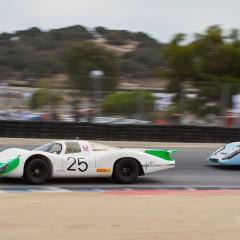 Porsche Rennsport Reunion V, Laguna Seca : Weissach Cup, part 2