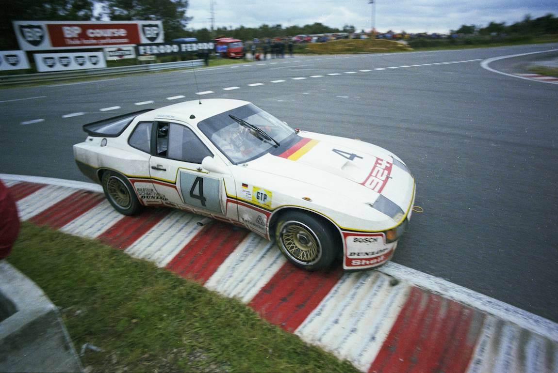 Porsche Classic Partners Restauration De La 924 Carrera Gt N 176 2 Du Mans 1980